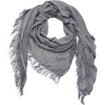 Tom Tailor fringed scarf/cape