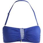 Juicy Couture Bandeau-Bikini-Top CROCHET blau