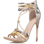Topshop **High Heel Strappy Sandals by KG Kurt Geiger