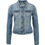 s.Oliver dámská džínová bunda 14.502.51.3282/53Z6 Modrá S