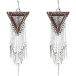 Promod Long drop earrings