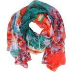 Pestrobarevný šátek Desigual Annelise