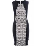 Terranova Aztec print dress
