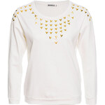 Terranova Sweatshirt with studs