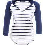Terranova Striped t-shirt with 3/4 sleeves