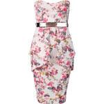 Růžové šaty Karell S