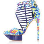 Modré sandály Datka EUR38