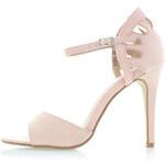 Světle růžové sandály Cindy EUR39