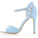 Světle modré sandály Cindy EUR38
