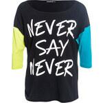 Terranova 3/4-sleeve t-shirt with writing