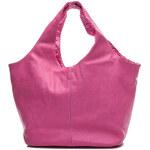 BELLE WOMEN Klasická úžasná růžová kabelka - D60006LR /T26