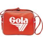 Gola - Redford Classic - Taška přes rameno - Červeno-bílá
