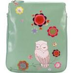 Vendula London Vendula - Snowy Owl - Crossbody Taška - Zelená