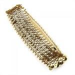 Dámská čelenka ve zlaté barvě Darling 27438