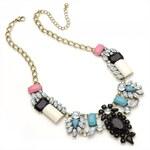 Barevný náhrdelník Chiara 29186
