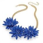 Modrý náhrdelník Hilary 29307