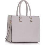 LS fashion LS dámská kabelka 319 bílá