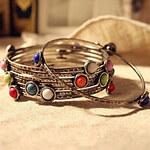 LightInTheBox MISS U Women's Bronze Vintage Bracelet