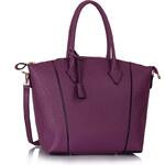 FASHION ONLY dámská kabelka LS00332 Barva: fialová