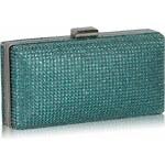 FASHION ONLY společenská kabelka-psaníčko LSE00190 Barva: Zelená