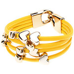 LightInTheBox Multilayer Heart PU Bracelet