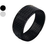 LightInTheBox Titanium Steel 8mm Netty Transmutable Ring