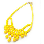 LightInTheBox Bubble Pattern Bib Necklace