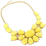 LightInTheBox Exquisite Acrylic Candy Color Water-Drop Necklace(Assorted Color)(buy 1 get 1 gift)
