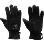 Lyžařské rukavice Karrimor Fleece pán. černá M