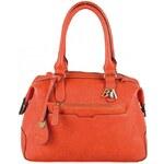 Bulaggi Elegantní oranžová kabelka 29603-62