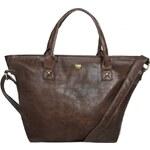Storm Elegantní kabelka Dulwich Shoulder Bag Brown STAHBG07A