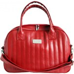 Dara bags Kabelka BTW On The Road Striped Moss No. 7 Red Dwarf