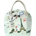 Dara bags Kabelka Sweet Angel Bell Big No. 436 Paris Verte