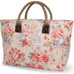 Candy Flowers Romantická květovaná kabelka 4166-164