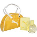 Puma Yellow Woman - toaletní voda s rozprašovačem 40 ml + PUMA kabelka