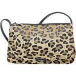 Tamaris Elegantní psaníčko Tecla Small Clutch Black/Leopard 1422142-090