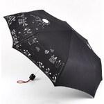 Fulton Dámský skládací deštník měnící barvy Superlite 2 Water Reactive L779