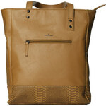 Volcom Kabelka Carry On Tote Chestnut Brown E6531411-CNB