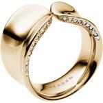 Skagen Masivní zlatý prsten SKJ0204710 56 mm