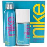 Nike Azure Woman - tělový deodorant ve spreji 75 ml + toaletní deodorant ve spreji 200 ml