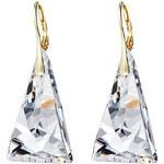 Preciosa Náušnice Crystal Pyramid Crystal 6843Y00