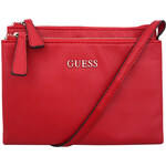 Guess Elegantní crossbody kabelka Delaney Mini Cross-Body Red
