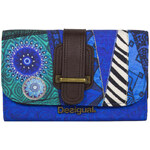 Desigual Peněženka Lengueta Jeans Vaquero 50Y52N8 5053