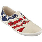 Guess Tenisky Tucci Frayed Slip-On Natural Multi 38