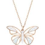 Swarovski Náhrdelník Butterfly Blue 5079315