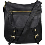 Lecharme Crossbody kabelka 8094-2 Black