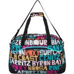 Roxy Cestovní taška Too Far 58L Anthracite ERJBL03018-KVJ6