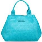 Tamaris Elegantní kabelka Rainbow Handbag Turquoise 1333151-796