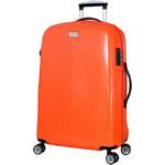 Azure Cestovní kufr SIROCCO 59L T-924/30-60 oranžová