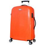 Azure Cestovní kufr SIROCCO 90L T-924/30-70 oranžová